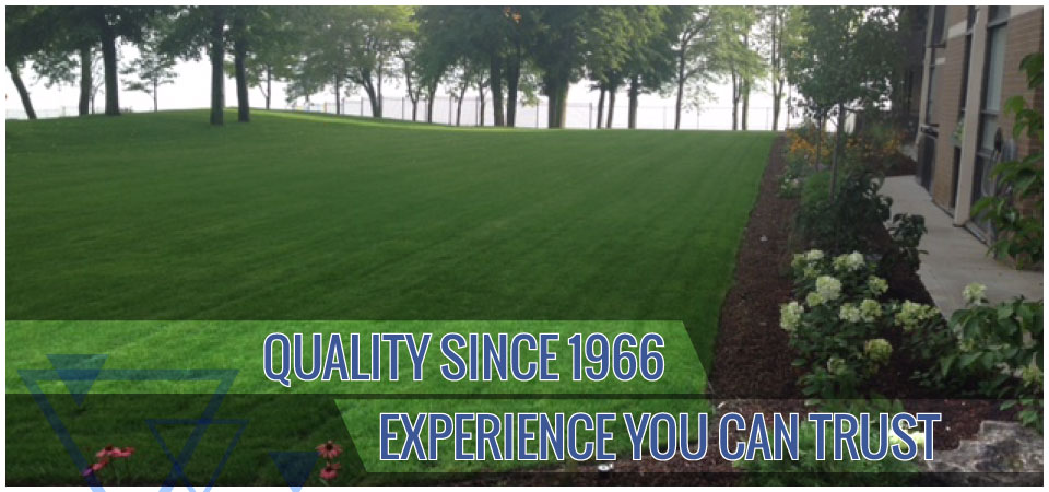 Quality since 1966. Experience you can trust. | landscaping