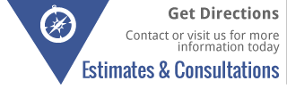 Estimates & Consultations | Contact or visit us for more information today | Get Directions