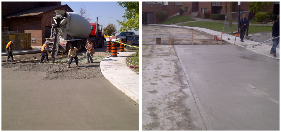 Toronto asphalt paving jobs